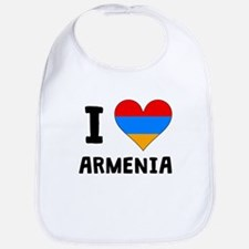 I Heart Armenia Bib