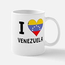 I Heart Venezuela Mugs