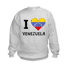 I Heart Venezuela Sweatshirt