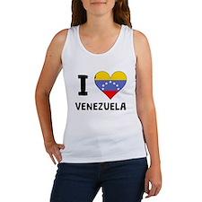 I Heart Venezuela Tank Top