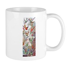 Tropical Hummingbirds Mugs