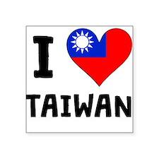 I Heart Taiwan Sticker