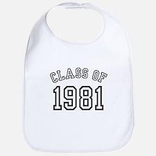 Class of 1981 Bib