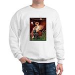 Angel & Newfoundland Sweatshirt