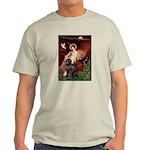 Angel & Newfoundland Light T-Shirt