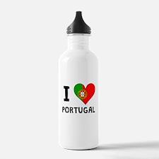 I Heart Portugal Water Bottle