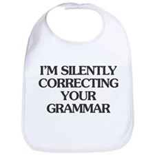 I'm Silently Correcting Your Grammar Bib
