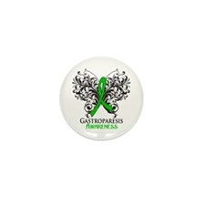 Gastroparesis Awareness Mini Button (100 pack)