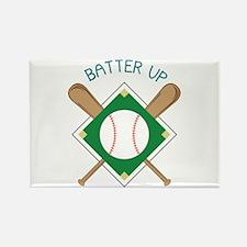 Baseball Batter Magnets