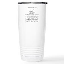 Unique Quality Thermos Mug