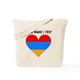 Armenian Regular Canvas Tote Bag