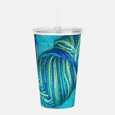 Yarn Drink Acrylic Double-wall Tumbler