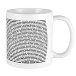 568 Commonly Misspelled Words mug