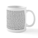 568 Commonly Misspelled Words mug