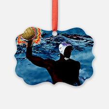 Waterpolo Man Ornament