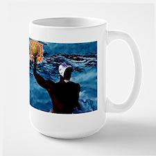 Waterpolo Man Mugs