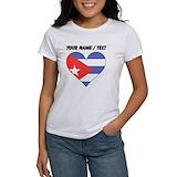 Cuban Women's T-Shirt