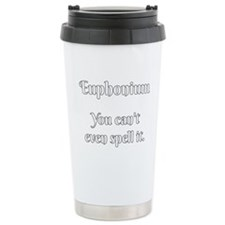 Euphonium Attitude Travel Mug