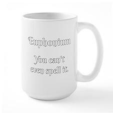 Euphonium Attitude Mugs