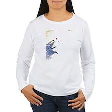White Cat, Black Shado T-Shirt
