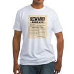 Northfield Bank Robbery Fitted T-Shirt