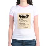 Northfield Bank Robbery Jr. Ringer T-Shirt