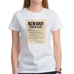 Northfield Bank Robbery Women's T-Shirt