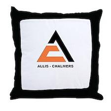 ALLIS-CHALMERS Throw Pillow