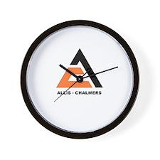 ALLIS-CHALMERS Wall Clock