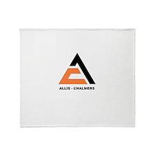 ALLIS-CHALMERS Throw Blanket