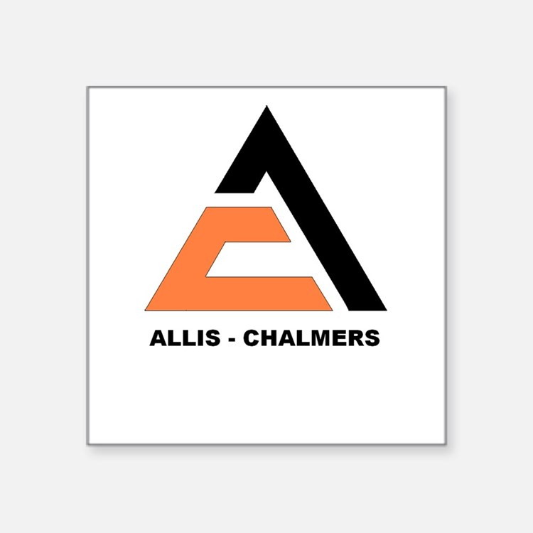 ALLIS-CHALMERS Sticker