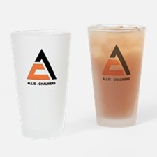 ALLIS-CHALMERS Drinking Glass