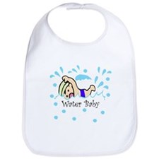 Water Baby BLUE Bib