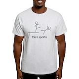 Sparta Mens Light T-shirts