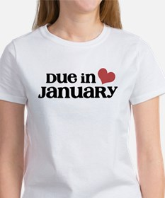 Due in January - Tee