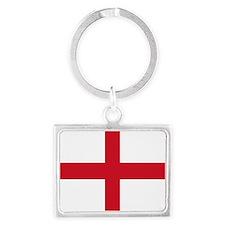 St George Cross Keychains