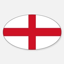 St George Cross Decal