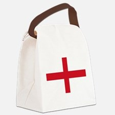 St George Cross Canvas Lunch Bag
