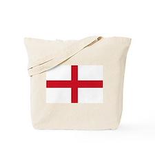 St George Cross Tote Bag