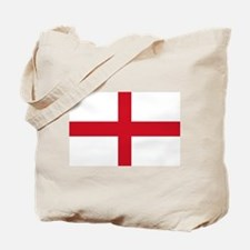 St George Cross Tote Bag