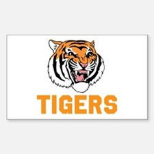 TIGERS Decal