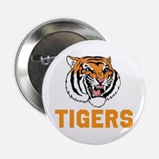"TIGERS 2.25"" Button"