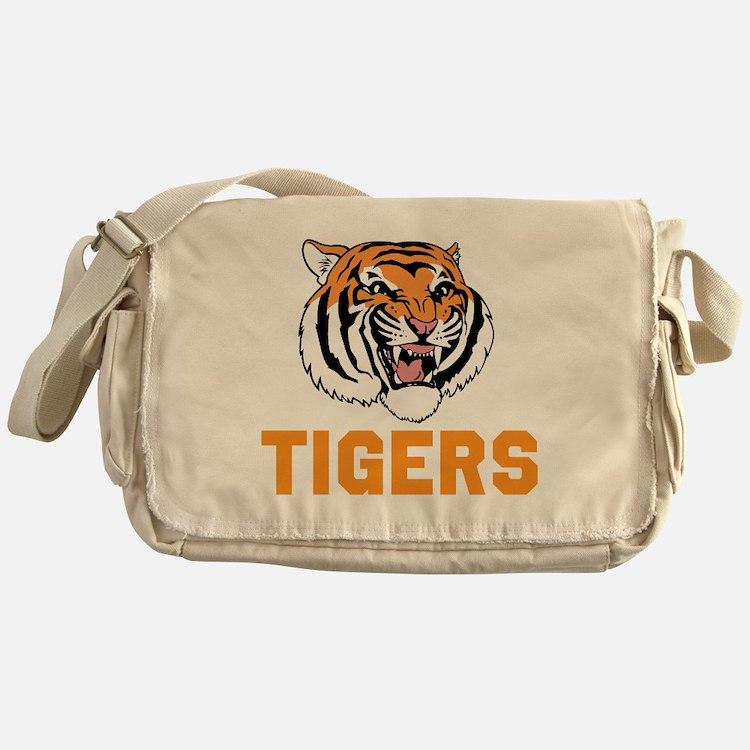 TIGERS Messenger Bag