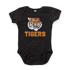 TIGERS Baby Bodysuit