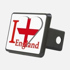 I Love England - St George Hitch Cover