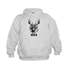 Beer (Bear+Deer) Hoodie