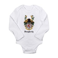 Cute Derry Long Sleeve Infant Bodysuit
