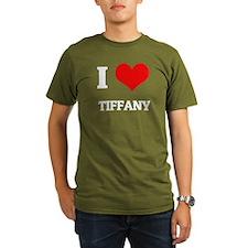 Cute I love tiffany T-Shirt