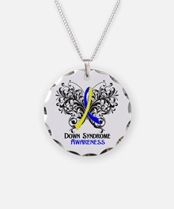 Down Syndrome Awareness Necklace