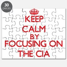 Keep Calm by focusing on The Cia Puzzle